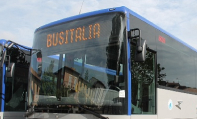 BusItalia-Castellammare