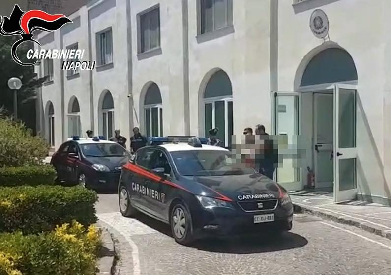 Carabinieri-Castellammare