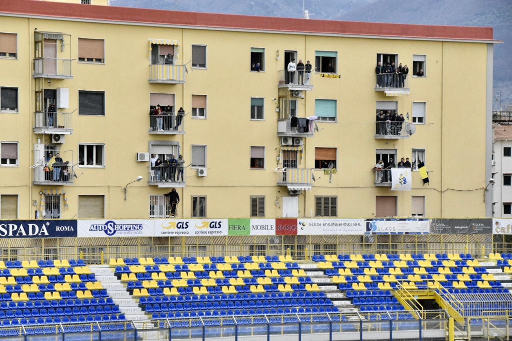 dalla curva ai balconi