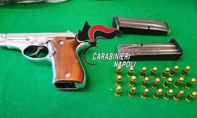 pistola castellammare 08.04.2020